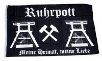 Fahne / Flagge Ruhrpott 150 x 250 cm