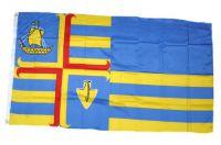 Flagge / Fahne Niebüll Hissflagge 90 x 150 cm