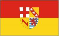 Fahne / Flagge Landkreis Merzig Wadern 90 x 150 cm