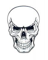 Pin Totenkopf Skull Anstecker NEU Anstecknadel