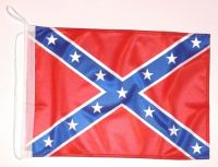 Bootsflagge Südstaaten 30 x 45 cm