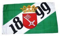 Fahne / Flagge Bremen 1899 90 x 150 cm