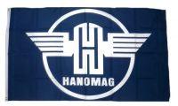 Fahne / Flagge Hanomag Logo 90 x 150 cm