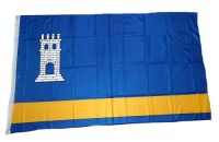 Fahne / Flagge Spanien - Salou 90 x 150 cm