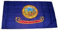 Fahne / Flagge USA - Idaho 90 x 150 cm