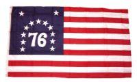 Flagge / Fahne USA - Bennington 76 90 x 150 cm