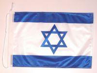Bootsflagge Israel 30 x 45 cm