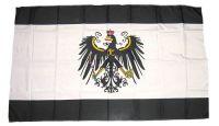Fahne / Flagge Königreich Preußen 30 x 45 cm