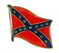 Flaggen Pin Südstaaten