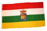 Fahne / Flagge Spanien - La Rioja 90 x 150 cm