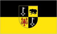 Fahne / Flagge Bernkastel Kues 90 x 150 cm
