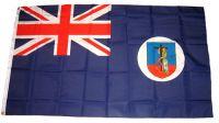 Flagge / Fahne Montserrat Hissflagge 90 x 150 cm
