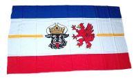 Fahne / Flagge Mecklenburg Vorpommern 30 x 45 cm