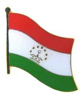 Flaggen Pin Tadschikistan NEU Fahne Flagge Anstecknadel
