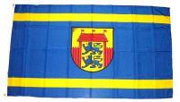 Flagge / Fahne Husum Hissflagge 90 x 150 cm