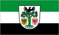 Fahne / Flagge Fürstenwalde Spree 90 x 150 cm