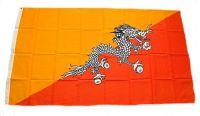 Flagge / Fahne Bhutan Hissflagge 90 x 150 cm