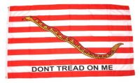 Fahne / Flagge USA - First Navy Jack 90 x 150 cm