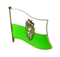 Freundschaftspin Dominica Pin Fahne Flagge FLAGGENMAE/®