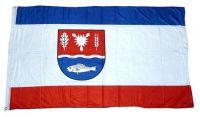 Fahne / Flagge Landkreis Plön 90 x 150 cm