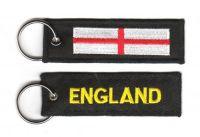 Fahnen Schlüsselanhänger England