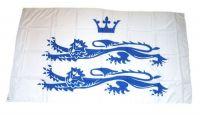 Fahne / Flagge England - Berkshire 90 x 150 cm