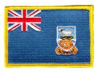 Fahnen Aufnäher Falkland Inseln