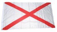 Fahne / Flagge USA - Alabama 90 x 150 cm