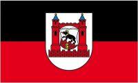 Fahne / Flagge Güsten 90 x 150 cm