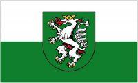 Fahne / Flagge Österreich - Graz 90 x 150 cm