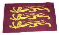 Fahne / Flagge England - Richard Löwenherz 90 x 150 cm