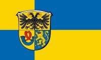 Fahne / Flagge Lahn Dill Kreis 90 x 150 cm