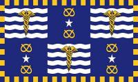 Flagge / Fahne Australien - Brisbane Hissflagge 90 x 150 cm