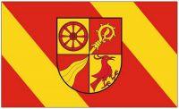 Fahne / Flagge Ailertchen 90 x 150 cm