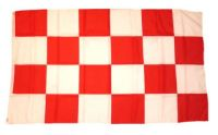 Fahne / Flagge Niederlande - Nordbrabant 90 x 150 cm