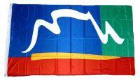 Fahne / Flagge Südafrika - Kapstadt NEU 90 x 150 cm