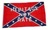 Fahne / Flagge Südstaaten - Heritage no Hate 90 x 150 cm