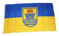 Flagge / Fahne Eckernförde Hissflagge 90 x 150 cm