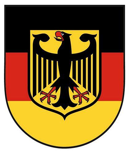 aufkleber sticker deutschland adler wappen aufkleber. Black Bedroom Furniture Sets. Home Design Ideas