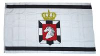 Fahne / Flagge Kreis Herzogtum Lauenburg 90 x 150 cm