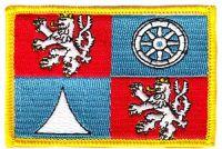Fahnen Aufnäher Tschechien - Reichenberg