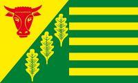 Fahne / Flagge Kropp 90 x 150 cm