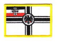 Fahnen Aufnäher Reichskriegsflagge
