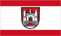Fahne / Flagge Samtgemeinde Jesteburg 90 x 150 cm