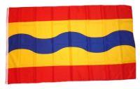 Fahne / Flagge Niederlande - Oberijssel 90 x 150 cm