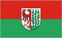 Fahne / Flagge Gardelegen 90 x 150 cm