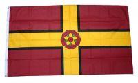 Fahne / Flagge England - Northamptonshire 90 x 150 cm