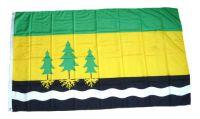 Flagge / Fahne Halstenbek Hissflagge 90 x 150 cm
