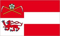 Fahne / Flagge Marienheide 90 x 150 cm