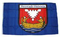 Flagge / Fahne Neustadt - Holstein Hissflagge 90 x 150 cm